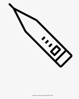 Medical Thermometer Coloring Page - Ultra Coloring Pages | 320x256
