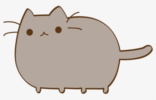 Head Wallpaper Pusheen Desktop Sized To Medium Cute Cat Animation Png Free Transparent Clipart Clipartkey