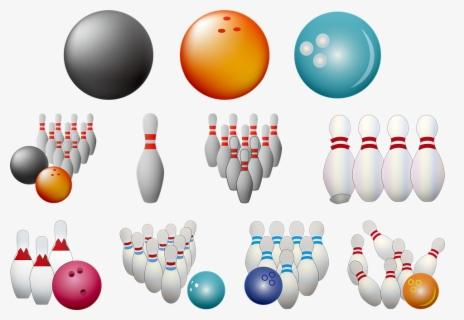 Free 5 pin bowling clipart idea - WikiClipArt