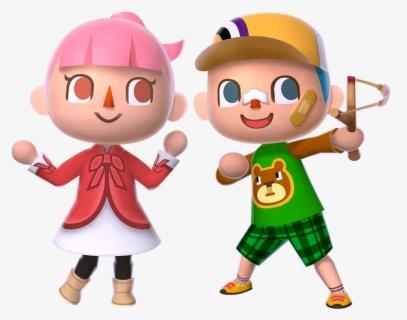 Animal Crossing New Horizons Logo Free Transparent Clipart