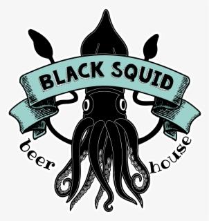 transparent squid transparent png black squid logo free transparent clipart clipartkey transparent squid transparent png