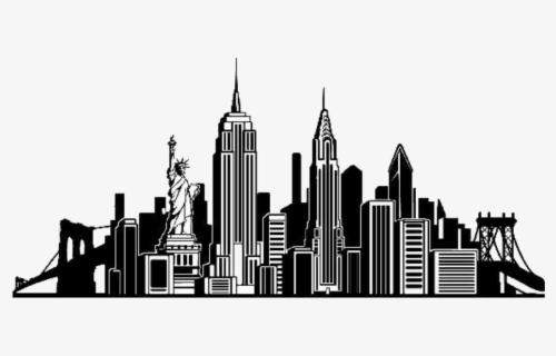 Cityscape New York City Clip Art
