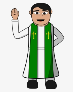 Free Priest Clip Art With No Background Clipartkey