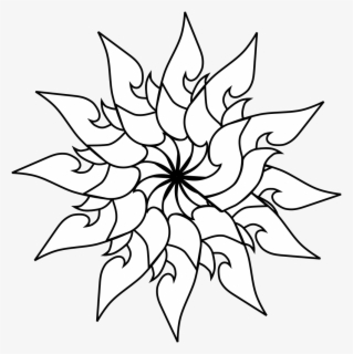 Clip Art Lotus Flower Sketch Water Lily Drawing Easy Free Transparent Clipart Clipartkey