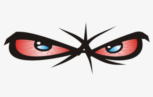 Mq Red Eyes Angry Angry Cartoon Eyes Png Free Transparent
