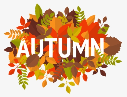 Signs Of Autumn Text , Free Transparent Clipart - ClipartKey