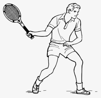 Free Tennis Clip Art With No Background Clipartkey