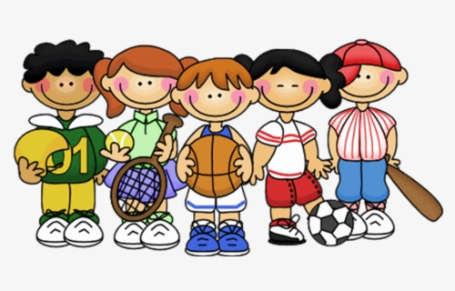 Free Physical Education Clip Art with No Background - ClipartKey