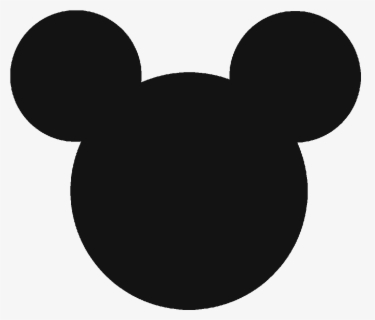 Mickey Mouse Minnie Mouse Clip Art Mickey Mouse Face Black Free Transparent Clipart Clipartkey
