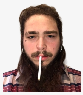 Post Malone Svg Free Transparent Clipart Clipartkey