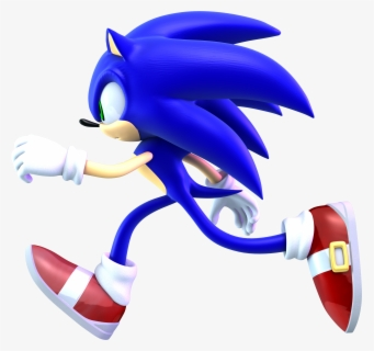 Sonic The Hedgehog Sonic 3d Sonic Generations Sonic Sonic Generations Sonic Running Gif Modern Free Transparent Clipart Clipartkey