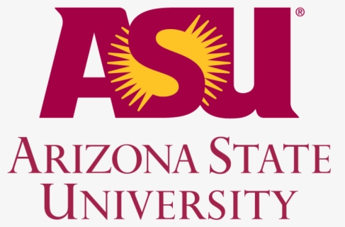 Asu Logo Transparent - Arizona State University , Free Transparent Clipart  - ClipartKey
