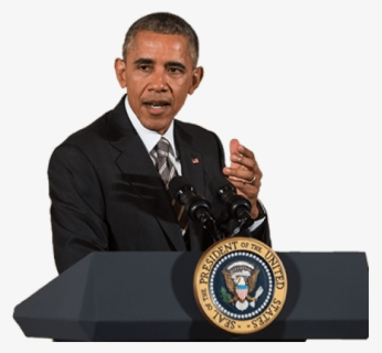 Obama Standing Png Full Body Barack Obama Png Free Transparent Clipart Clipartkey