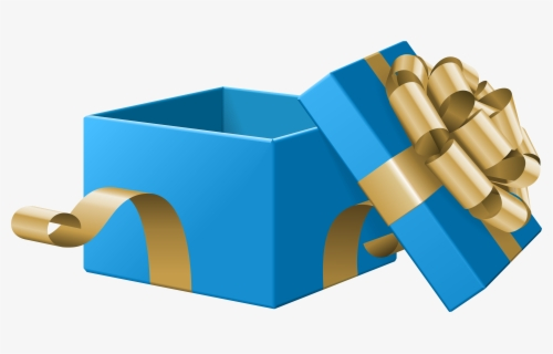 View Gift Box Clipart Open Pics