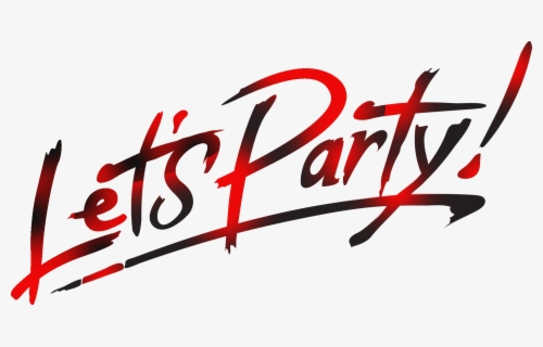 lets party png party logo png free transparent clipart clipartkey lets party png party logo png free