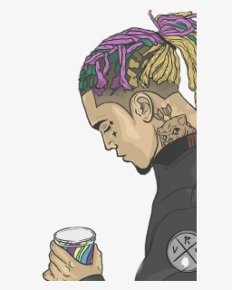 Lil Pump Wallpaper Pc 4k , Free