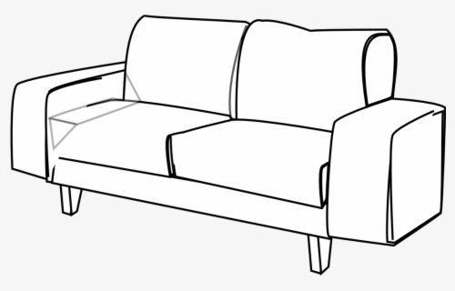 Super Free Couch Black And White Clip Art With No Background Pabps2019 Chair Design Images Pabps2019Com