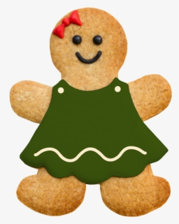 Free Gingerbread Cookies Clip Art with No Background - ClipartKey