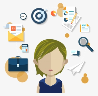 Manager clipart business person, Manager business person Transparent FREE  for download on WebStockReview 2020