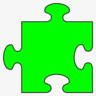 Puzzle Piece Clip Art