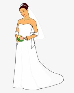 gaun pengantin vektor png free transparent clipart clipartkey gaun pengantin vektor png free