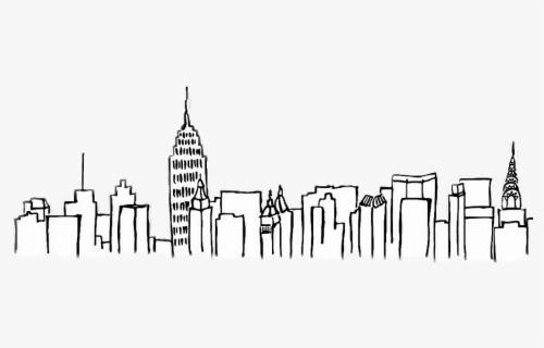 blackandwhite adorable aesthetic city newyork new york icon skyline free transparent clipart clipartkey blackandwhite adorable aesthetic