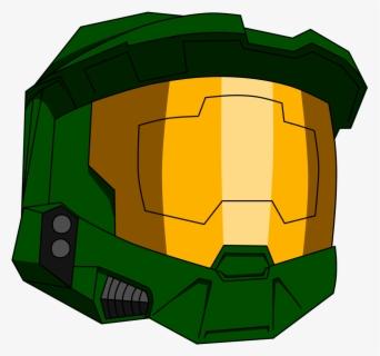 Master Chief Helmet Transparent Background