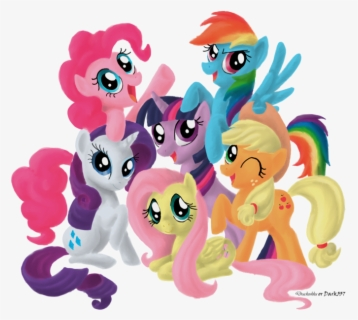 My Little Pony Clipart My Little Pony Png Free Transparent Clipart Clipartkey