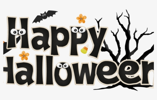 Free Happy Halloween Svg Free Transparent Clipart Clipartkey