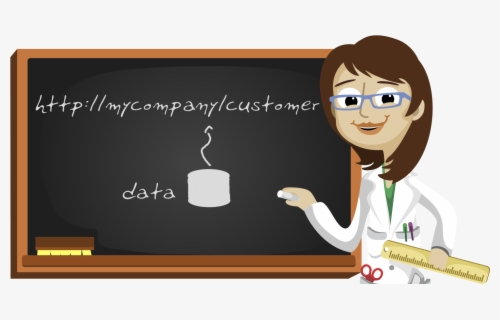 Black and white teacher working on a blackboard clipart. Commercial use  GIF, JPG, WMF, SVG clipart # 160573 | Graphics Factory