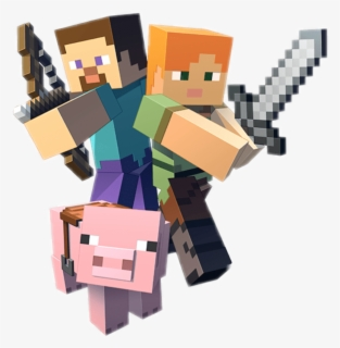 Free Minecraft Clip Art With No Background Page 3 Clipartkey