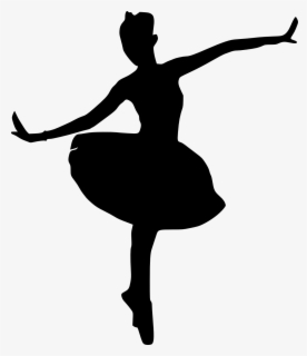 Free Ballet Dancer Silhouette Clip Art With No Background Page 2 Clipartkey