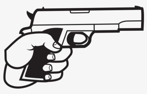 Handcuffs, handcuffs and gun, text, hand png | PNGEgg