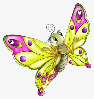 Free Caterpillar To Butterfly Clip Art With No Background Clipartkey