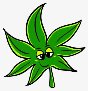 Transparent Real Weed Leaf Png Marijuana Leaf Cartoon Png Free Transparent Clipart Clipartkey