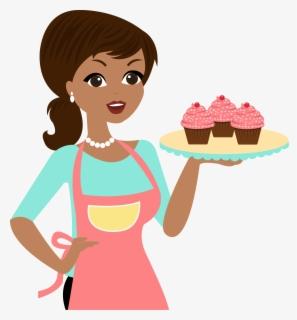 Cartoon Desserts Cliparts 2, Buy Clip Art - รูป ขนม หวาน การ์ตูน - Free  Transparent PNG Clipart Images Download