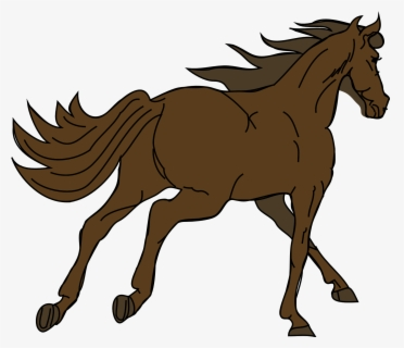 Horse Run Stop - Free vector graphic on Pixabay