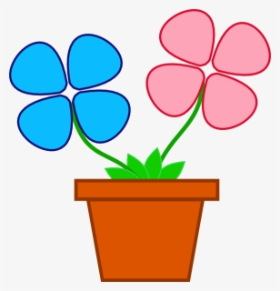 Free Flower Pot Clip Art with No Background , ClipartKey