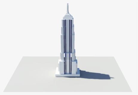 Empire State Building-Vektorlinie Ikone, Zeichen, Illustration Auf  Hintergrund, Editable Anschläge Redaktionelles Bild - Illustration von  vektorlinie, hintergrund: 101056470