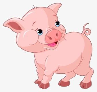 Pig Animation Clipart