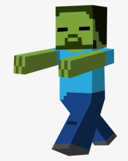 Minecraft Zombie Png Animated Minecraft Zombie Png Free