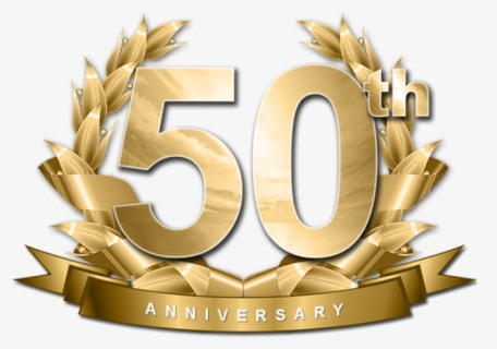 Free 50th Anniversary Clip Art With No Background Clipartkey
