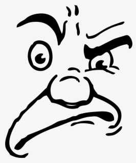Bitterness Clipart Angry Face Cartoon Transparent Free Transparent Clipart Clipartkey