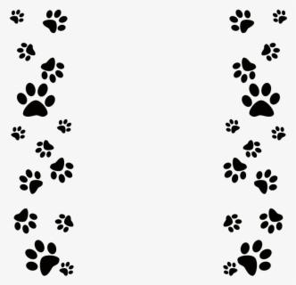 Black Paw Print Silhouette - Free Clip Art | Paw print clip art, Puppy paw  prints, Dog paw print
