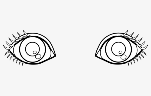 Free Cartoon Eyes Clip Art With No Background Page 3 Clipartkey