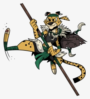 D D Tabaxi Monk Token Free Transparent Clipart Clipartkey Tabaxi were taller than most humans at six to seven feet. d d tabaxi monk token free