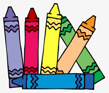 Free Crayons Clip Art With No Background Clipartkey