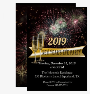 New Years Eve New Year Eve - New Years Eve Clip Art - Free Transparent PNG Clipart  Images Download