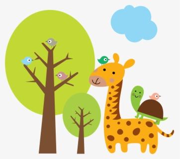 Free Safari Animals Clip Art with No Background - ClipartKey