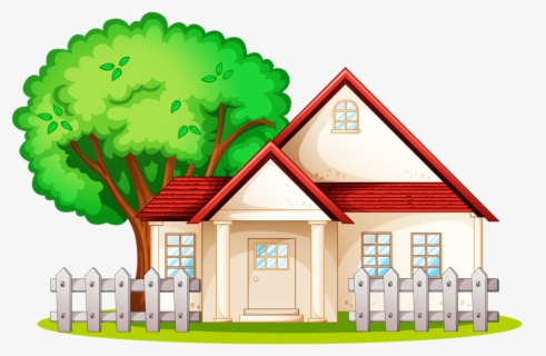 A modern house on fire - Download Free Vectors, Clipart Graphics & Vector  Art